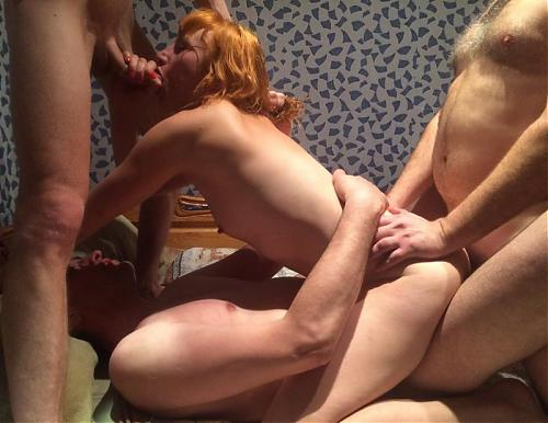 doublet and hilarious orgasms ginger