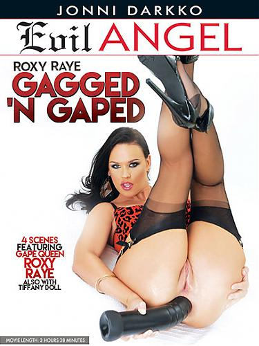 Roxy Raye Gagged N Gaped